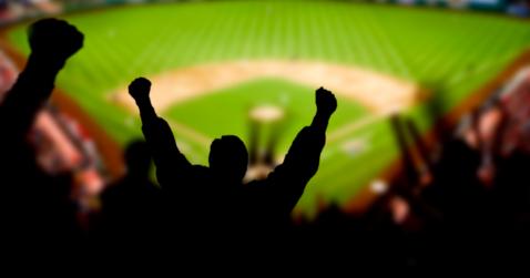 Baseball-fans