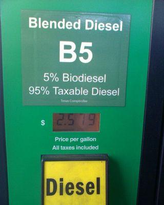 B5-biodiesel