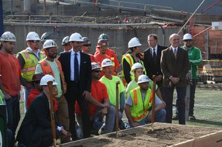 PGE Park MLS Groundbreaking 035