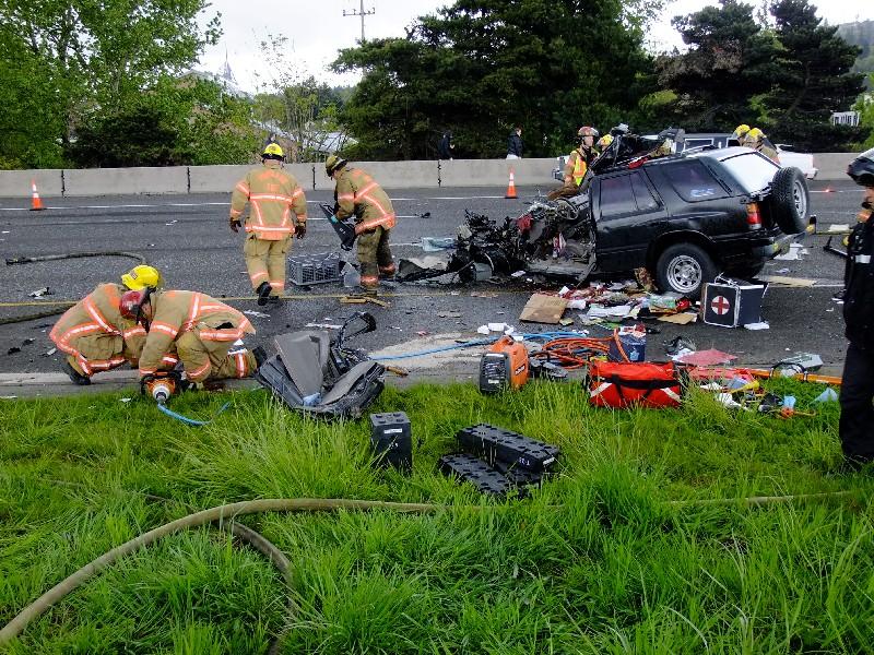 crash 1 car crash crash